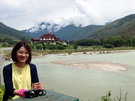 Den tham Bhutan - dat nuoc hanh phuc nhat the gioi - Anh 2