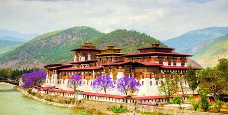 Den tham Bhutan - dat nuoc hanh phuc nhat the gioi - Anh 5