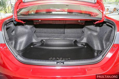 Can canh Toyota Corolla Altis 2.0V 2017 gia hon 700 trieu tai Malaysia - Anh 19