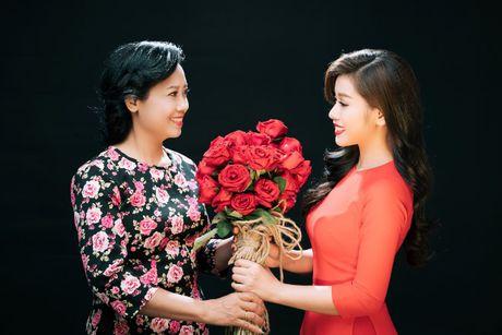 Quan quan Sao Mai Thu Hang moi me dong MV 'Thuong oi long me' - Anh 2