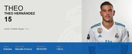 Real chot so ao mua giai 2017/2018: Modric 'chiem' ao so 10 cua James - Anh 16