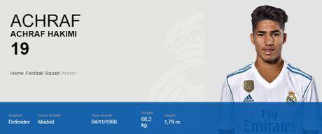 Real chot so ao mua giai 2017/2018: Modric 'chiem' ao so 10 cua James - Anh 19