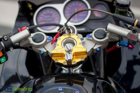 Hang hiem Kawasaki Kips 150R do khung tai Sai Gon - Anh 14