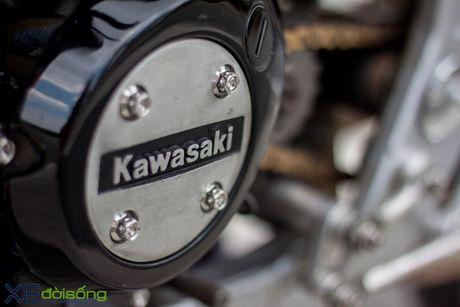 Hang hiem Kawasaki Kips 150R do khung tai Sai Gon - Anh 18
