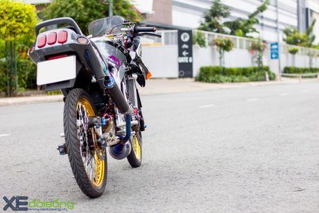 Hang hiem Kawasaki Kips 150R do khung tai Sai Gon - Anh 21