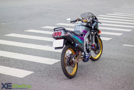 Hang hiem Kawasaki Kips 150R do khung tai Sai Gon - Anh 23