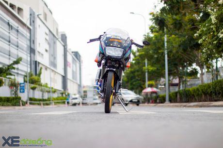 Hang hiem Kawasaki Kips 150R do khung tai Sai Gon - Anh 5