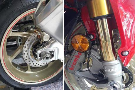 Xe moto Honda CBR1000RR SP2 gia gan 1 ty dong tai VN - Anh 8