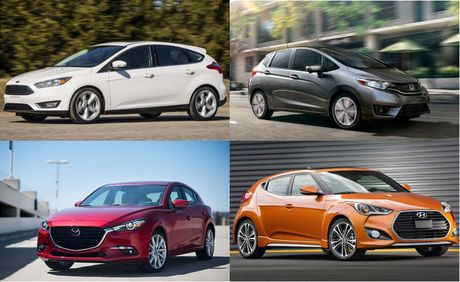 TOP 10 xe ô tô thể thao giá rẻ nhất hiện nay