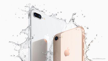 Thong so va cau hinh chinh thuc cua iPhone 8 - Anh 3