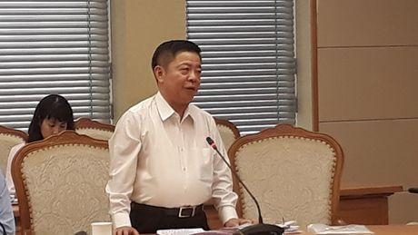 Ong Vo Kim Cu se thoi chuc Chu tich Lien minh Hop tac xa Viet Nam tu 1.10 - Anh 1
