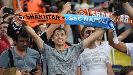 Shakhtar Donetsk 2-1 Napoli: Sa lay tren dat Ukraina - Anh 7
