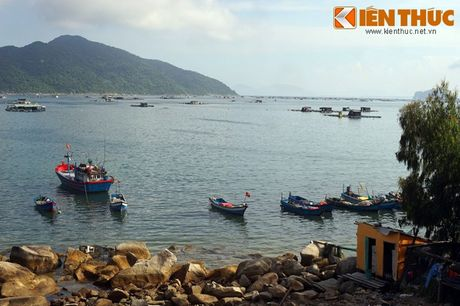 Dam say truoc khung canh ky vi cua vinh Vung Ro - Anh 19
