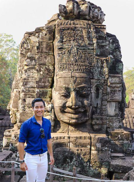 Nguyen Khang chia se kinh nghiem du lich Campuchia voi 250 do - Anh 1
