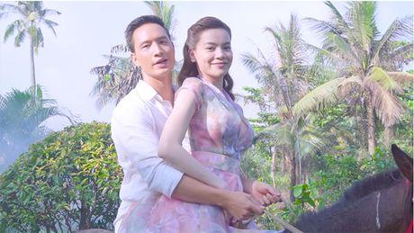 Kim Ly goi Ho Ngoc Ha la 'em yeu' sau vu lo anh vao khach san? - Anh 1