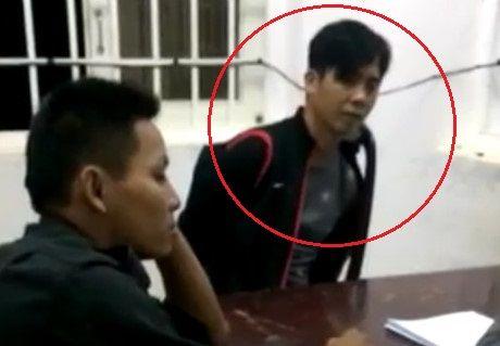 Nam thanh nien pha tru ATM ngan hang Eximbank trong dem khai gi? - Anh 2