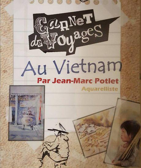 Hoa si Phap trien lam tranh ve Viet Nam tai bao tang que nha - Anh 6