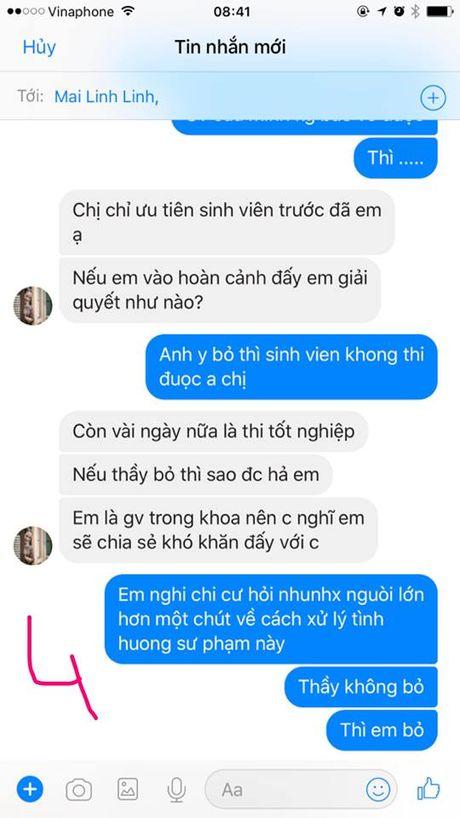 Vo Xuan Bac bat ngo tung bang chung chung minh su chen ep cua NSND Anh Tu - Anh 7