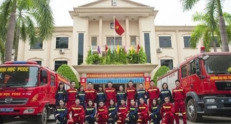 Truong Dai hoc PCCC tuyen sinh Trung cap he dan su nam 2017 - Anh 1