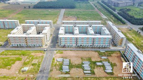Toan canh khu can ho 30m2 co gia 100 trieu o Binh Duong va giac mo nha 100 trieu o TP.HCM - Anh 4