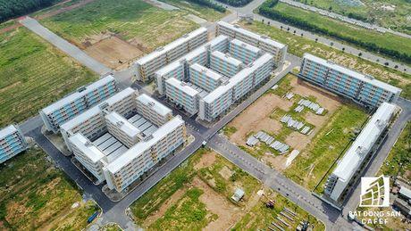 Toan canh khu can ho 30m2 co gia 100 trieu o Binh Duong va giac mo nha 100 trieu o TP.HCM - Anh 6