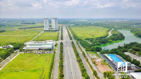 Toan canh khu can ho 30m2 co gia 100 trieu o Binh Duong va giac mo nha 100 trieu o TP.HCM - Anh 7