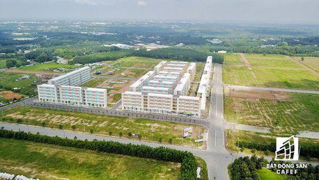 Toan canh khu can ho 30m2 co gia 100 trieu o Binh Duong va giac mo nha 100 trieu o TP.HCM - Anh 8