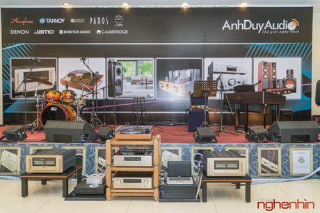 Toan canh trien lam thiet bi nghe nhin lan thu 12 - AV Show 2017 - Anh 41