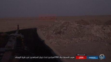 Nguoi Kurd de danh quan doi Syria tai Deir Ezzor, IS 'vo' chong cu - Anh 8