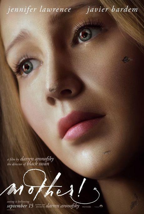 Phim 'Mother!' cua Jennifer Lawrence bi cham diem F - Anh 1
