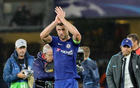 Doi hinh ket hop giua Chelsea voi Arsenal gay 'soc' cong dong mang - Anh 4