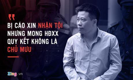 Ha Van Tham xin toa nhung gi trong phan tu bao chua? - Anh 1