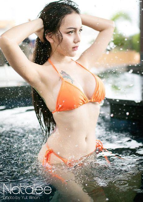 Hinh xam nho xinh cho nhay cam cua con gai khien dan ong me man - Anh 3