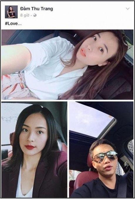 Cuong Do La - Dam Thu Trang cong khai trang thai 'Da dinh hon' sau nhieu lan 'tha thinh' tren mang xa hoi - Anh 3