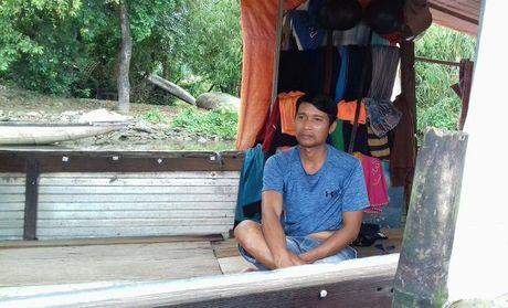 Song co cuc noi xom van do cuoi cung tren song Huong - Anh 2
