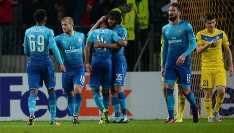 Wilshere bat mi ly do Arsenal 'lot xac' - Anh 1