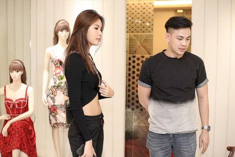 Cong Tri, Chung Thanh Phong tu van trang phuc cho Minh Tu gap dan sao Marvel - Anh 1