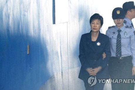Ngoai Samsung, ba Park Geun-hye nghi nhan hoi lo tu 2 tap doan lon khac cua Han Quoc - Anh 1