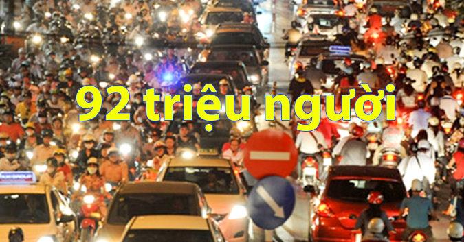 Dân số Việt Nam đang đối mặt những vấn đề gì?