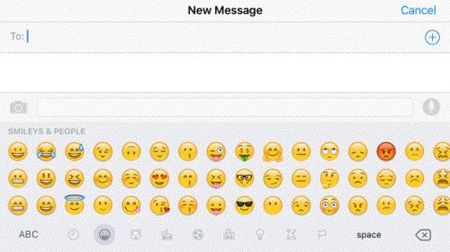Video: Hon 150 emoji moi tren iOS 9.1 - Anh 1