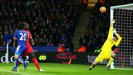 Leicester 2-0 Liverpool: Bay cung Jamie Vardy - Anh 2