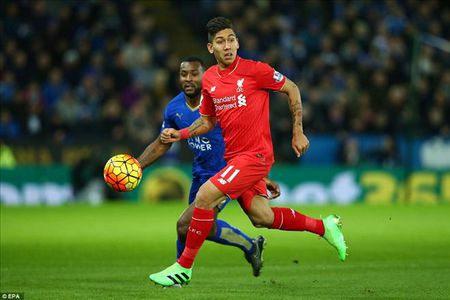 Leicester 2-0 Liverpool: Bay cung Jamie Vardy - Anh 5