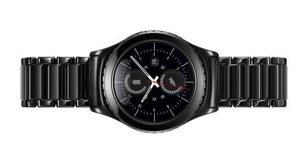 Samsung Gear S2 co day deo moi lam bang gom - Anh 1