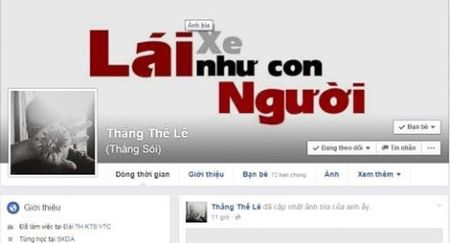 Nguoi dung Facebook dong loat doi anh bia 'lai xe nhu con nguoi' - Anh 3