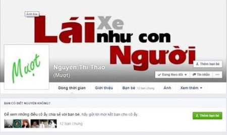 Nguoi dung Facebook dong loat doi anh bia 'lai xe nhu con nguoi' - Anh 5