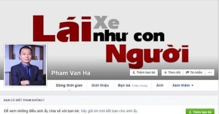 Nguoi dung Facebook dong loat doi anh bia 'lai xe nhu con nguoi' - Anh 6