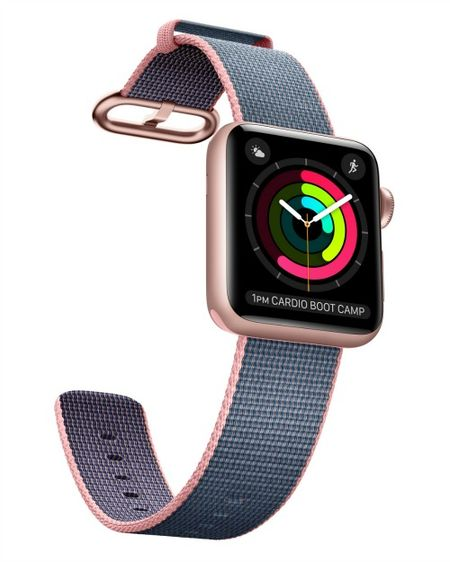 CHINH THUC: Apple Watch series 2 hieu suat manh, gia 369 USD - Anh 2
