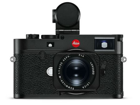 Leica M10 ra mat: thiet ke mong hon, co vong xoay ISO va WiFi - Anh 2