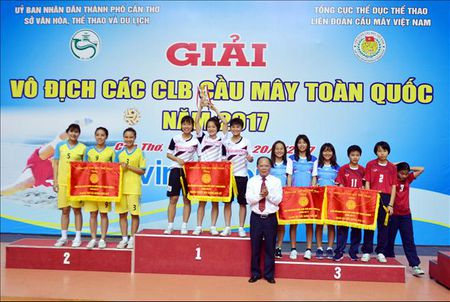 Be mac giai vo dich Cau may cac CLB toan quoc 2017 - Anh 3