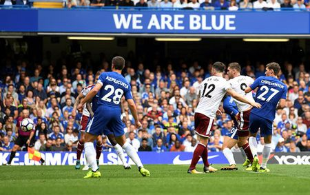 TRUC TIEP Chelsea 0-3 Burnley: 'The Blues' gay that vong - Anh 2